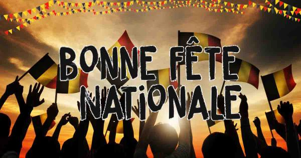 Fête Nationale Belge